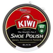 Kiwi Shoe Polish Black 50 Ml