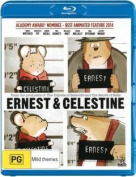 Ernest & Celestine [Region B] [Blu-ray]