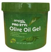 Ampro Styling Gel - Olive 946 ml