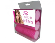 6 x Pretty Hair Sleep In Rollers
