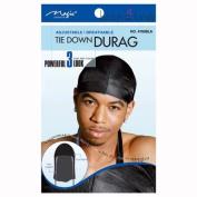 Magic Tie Down Durag No.4769BLA