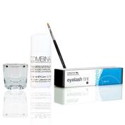 Strictly Professional Eyelash & Eyebrow Tint Black, 15ml. FULL KIT, Combinal 20ml 5% Developer, Hive Brush and Glass Dappen Dish
