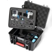 Smatree® SmaCase GA700-2 Watertight Rugged Hard Case For HD GoPro Camera Hero 1,Hero 2, Hero 3, Hero 3+