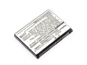 Battery compatible with Garmin Nuvi 295, 295W, nuvifone G60