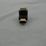 HDMI Male To HDMI HDMI Female L shape Adapter For HDTV