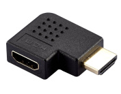 IBRA® - Right Angle HDMI Adapter - 270 Degree Flat / Vertical - High Speed - 1080p/2160p - 3D Enabled