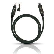 Oehlbach Opto Star Black Optical Digital Cable Highly Flexible