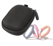 DURAGADGET Hard EVA Protective Storage Case / Bag For Jawbone UP24