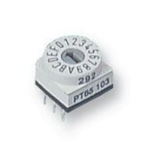 Inventive-Action APEM - PT65-103 - SWITCH, HEX - Pack of 1- Min 3yr ClevaUK Warranty