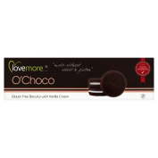 Lovemore Free From Gluten Free O'Choco Biscuits with Vanilla Cream