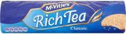 McVitie's Classic Rich Tea Biscuits
