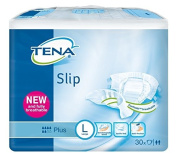 Tena Slip Plus with Confio Air Large Pack of 30