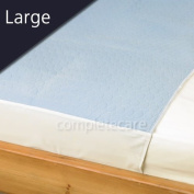 Quick Dry Washable Bed Protector - Large