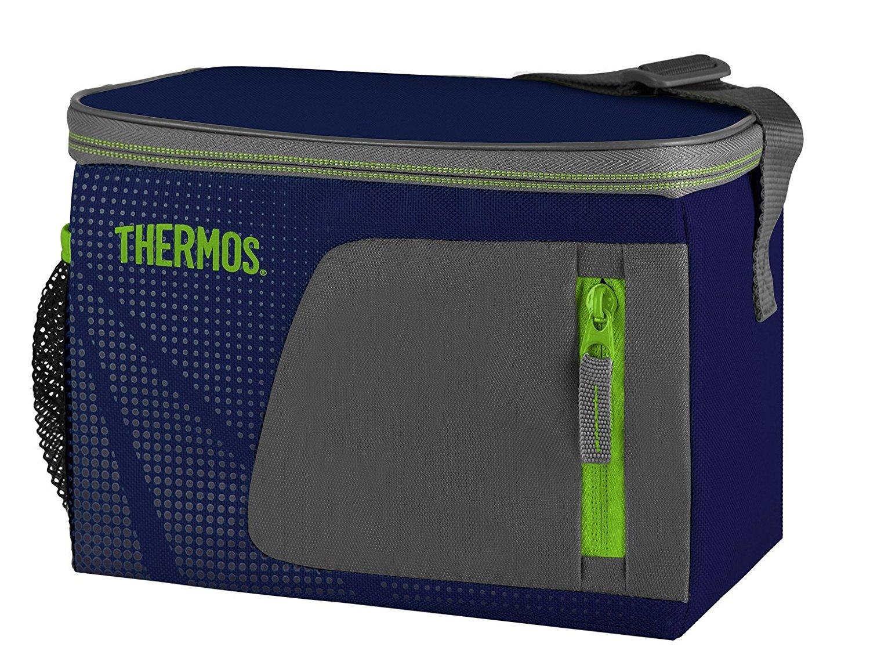 Skylanders Thermos Soft Insulated Top Handle Zipper Lunchbox School Cooler Bag