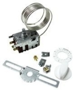Inventive-Action DANFOSS - 077B7001 - SERVICE THERMOSTAT, FRIDGES, NO 1 - Pack of 1 - Min 3yr ClevaUK Warranty