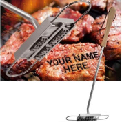 Freelogix Barbecue BBQ Branding Iron Tool Grill Meat Steak Burger Chicken With 55 Letters