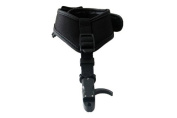 Archery Calliper Release Aid Bow Trigger Release with Adjustable Length Strap For Compound Bow-Black