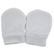 Baby New Born Scratch Mittens (Pack Of 2 Pairs) (Newborn)
