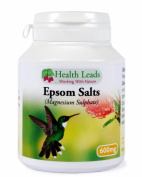 Epsom Salts (Magnesium Sulphate) 600mg x 80 capsules