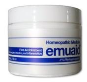 Emuaid- Natural Pain Relief, Argentum Metallicum , Anti-Inflammatory Therapy, 60ml