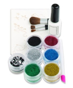 Rio Glitter Tattoos Body Art Set