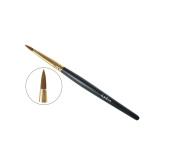 LyDia professional black eyeliner make up brush 01