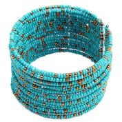 New Arrival Women's Charm Fashion Bohemian Beads Cuff Bracelet Bangle