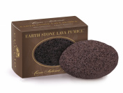 CUCCIO NATURALE EARTH STONE LAVA PUMICE pedicure foot exfoliator for removal of dry hard skin