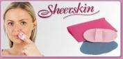 SHEERSKIN SHEER SKIN HAIR REMOVAL BUFFER EXFOLIATOR