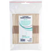 Disposable waxing spatula's For facial use - Pack of 50