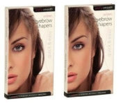 Pretty Smooth Eyebrow Shapers