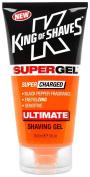 King of Shaves SuperGel Supercharged Black Pepper Shaving Gel 150ml