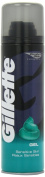 Gillette Classic 200 ml Sensitive Skin Shaving Gel