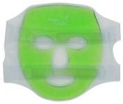 Hot or cold reusable gel facial mask