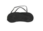 Black Sleep Sleeping Eye Mask Blindfold