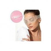 Reusable Water Based SOOTHING GEL EYE MASK - Heat or Chill - Refresh Tired Eyes, Headache, Tension, Cold Relief Blepharitis