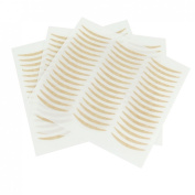 Women Clear Invisible Makeup Double Eyelid Tape Strips Sticker 72 Pair
