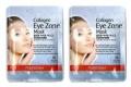 Collagen Eye-Zone Masks (2-pack, 30 per pack) for Eye-Bags, Dark Shadows & Tired Eyes - 60 Disposable Masks