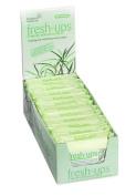 Fresh Ups Moist Wipes Tea Tree & Peppermint 20's X 12