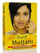 """Hesh"" Multani Mati (Fullers Mud / Fullers Earth) Ayurvedic Herbal Powder 100grams"