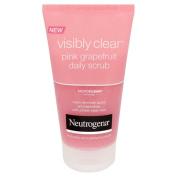 Neutrogena Visibly Clear Pink Grapefruit Daily Scrub 150ml