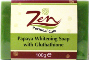 Zen Personal Care's Papaya Whitening Soap Gluthathione x 2 Bars 100gms