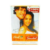 """Hesh"" 100% Herbal Sandal Powder 100g For Men & Women"