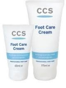 CCS Swedish Foot Cream Tube 175ml With Small Tube of 60ml - {GET ONE PAIR OF SOCKS FREE}