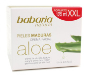 Babaria Naturals Aloe Vera Mature Skin Face Cream 125ml