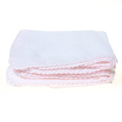 10 Cotton Facial Cleansing Muslin Cloths Remove Makeup