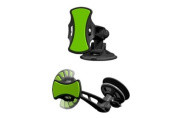 Hands free windscreen car mount - stand - arm with grip pad