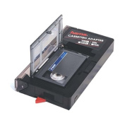 Hama VHS-C/VHS Cassette Adapter Automatic