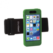TuneBand for iPhone 5C, Premium Sports Armband with Two Straps and Two Screen Protectors