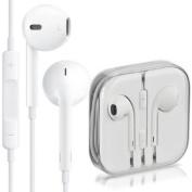 Genuine Apple iPhone 5 5S Headphone Earpods Earbuds Earphones Handsfree With Mic